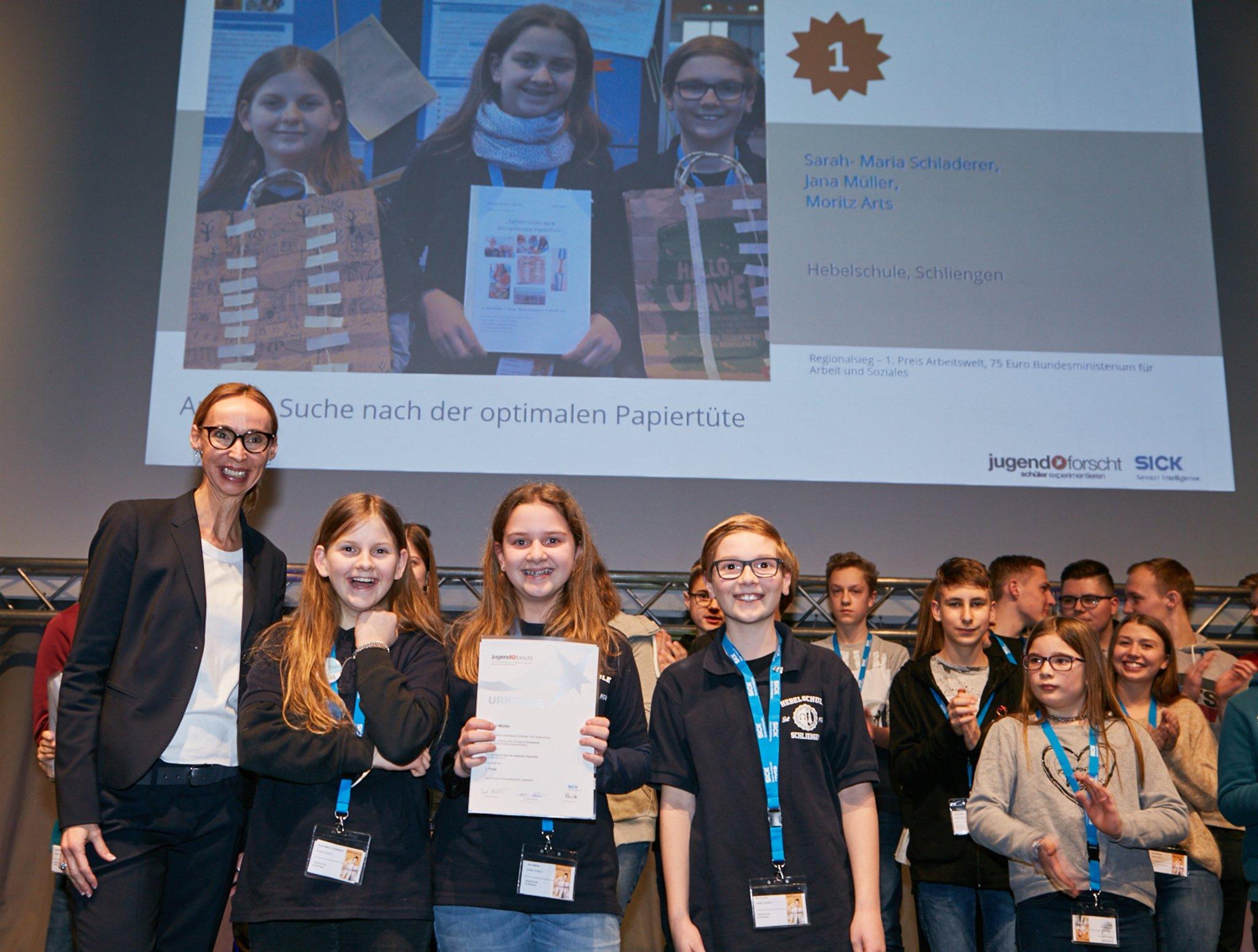 Jugend forscht freiburg 2020