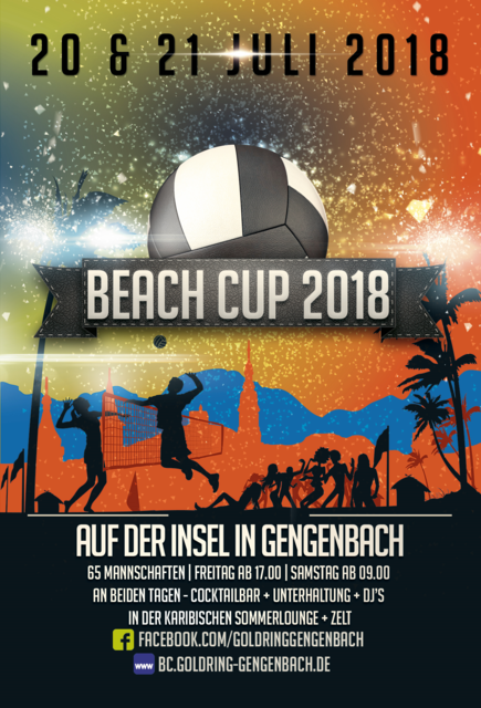 16 Goldring Beach Cup
